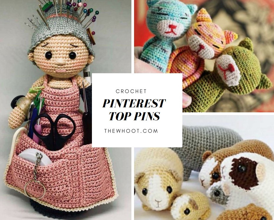 Crochet Pinterest Awesome Popular Pinterest Patterns All Your Favorites Of Brilliant 45 Pictures Crochet Pinterest