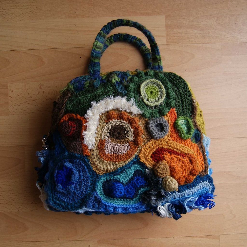Crochet Pinterest Beautiful Freeform Crochet – Inspiration and Free Patterns Of Brilliant 45 Pictures Crochet Pinterest