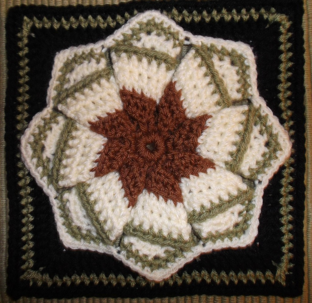 free pattern pinwheel in the center with the open pockets surrounded by an 8 sided star this pattern is amazing