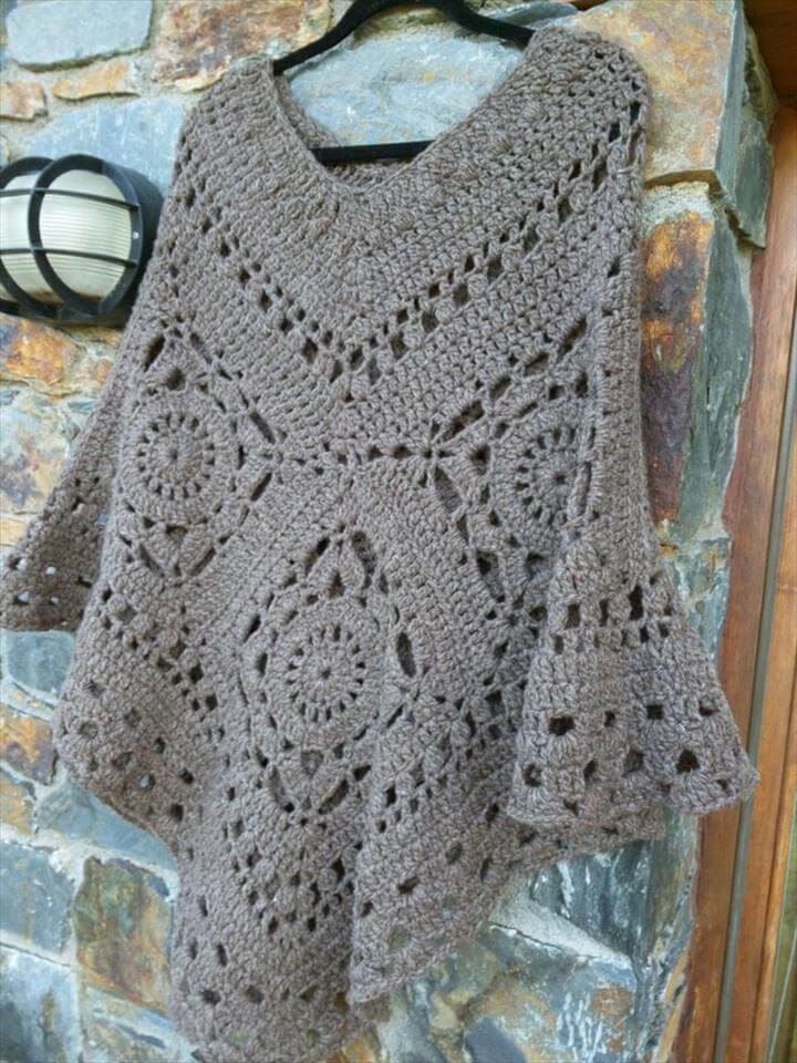 Crochet Poncho Pattern Best Of 24 Lots Inspiration Crochet Poncho Design Of Beautiful 41 Ideas Crochet Poncho Pattern