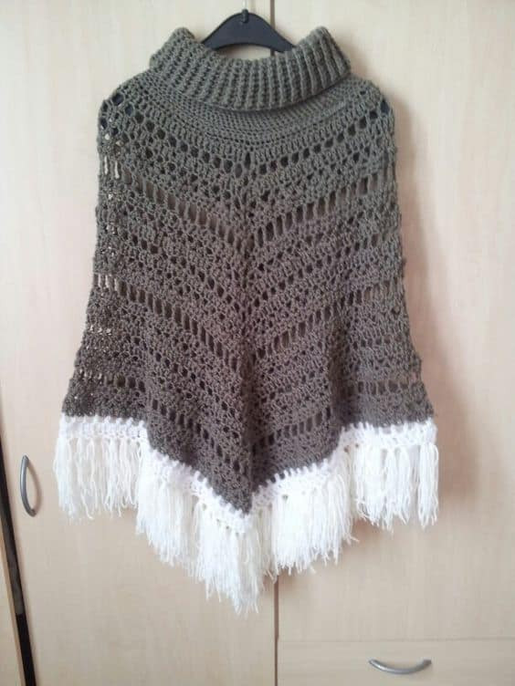 Crochet Poncho Pattern Luxury Crochet Poncho Free Pattern All the Best Ideas Of Beautiful 41 Ideas Crochet Poncho Pattern