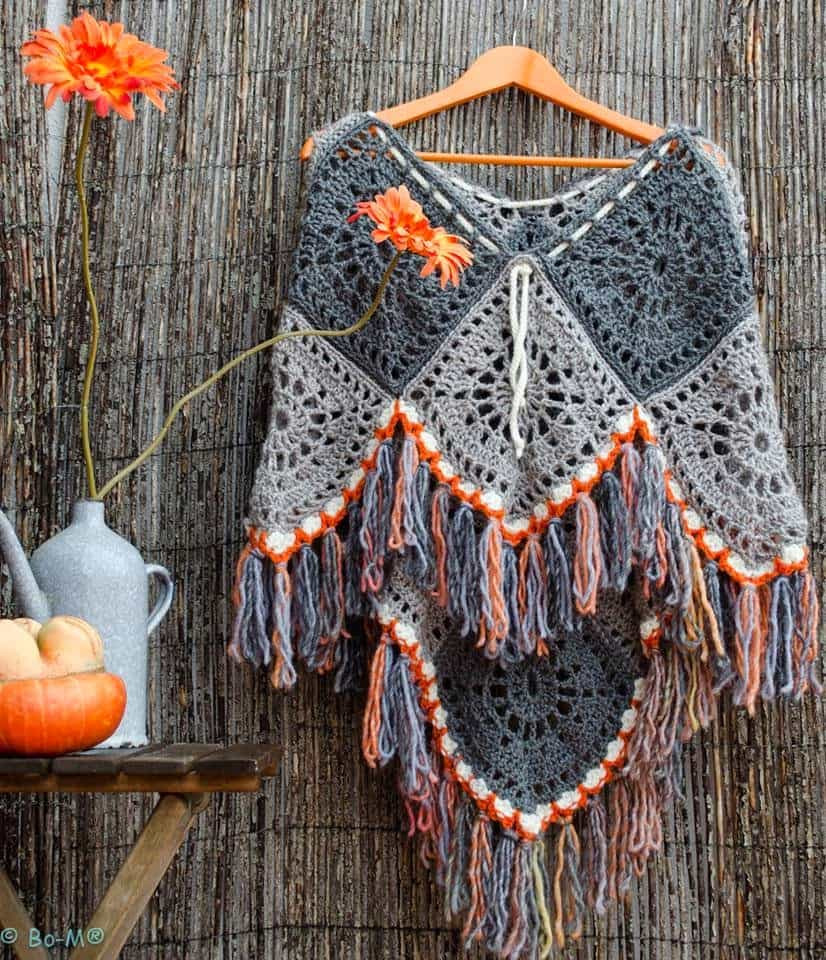 Crochet Poncho Pattern Unique Crochet Poncho Free Pattern All the Best Ideas Of Beautiful 41 Ideas Crochet Poncho Pattern