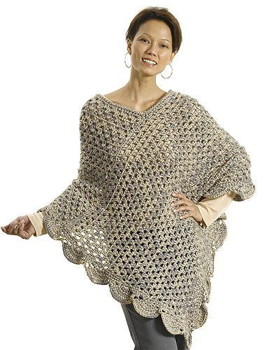 Crochet Poncho Patterns for Beginners Best Of Perfect Beginner Crochet Poncho Free Pattern by Sherrie Of Amazing 43 Models Crochet Poncho Patterns for Beginners