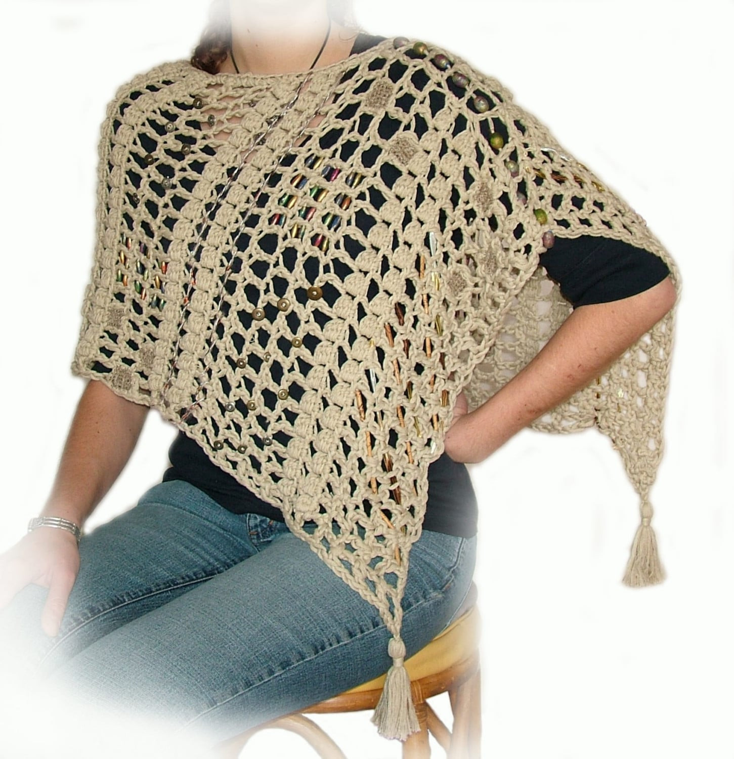 Crochet Poncho Patterns for Beginners Elegant Classy and Chic Crochet Poncho for Winters Of Amazing 43 Models Crochet Poncho Patterns for Beginners