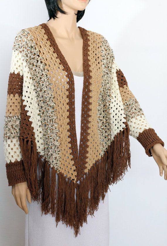 Crochet Poncho Patterns for Beginners Inspirational How to Crochet A Poncho Shawl Of Amazing 43 Models Crochet Poncho Patterns for Beginners