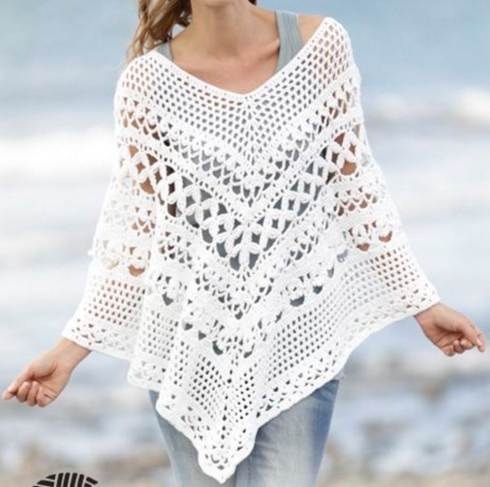 Crochet Poncho Patterns for Beginners Luxury How to Make A Crochet Poncho Of Amazing 43 Models Crochet Poncho Patterns for Beginners