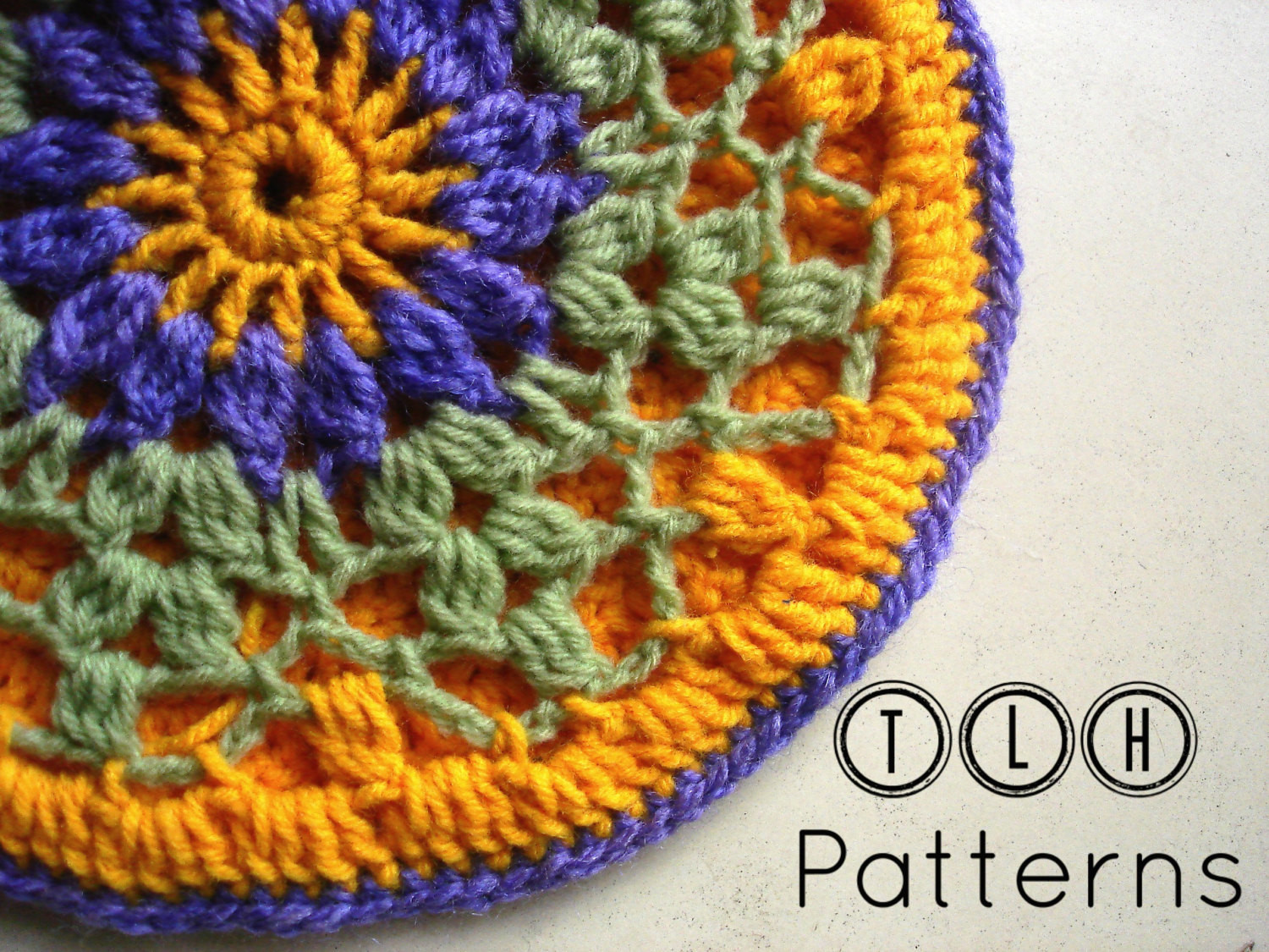 Crochet Potholder Pattern Beautiful Crochet Potholder Pattern Crochet Mandala Pattern Viola Of Amazing 43 Pictures Crochet Potholder Pattern