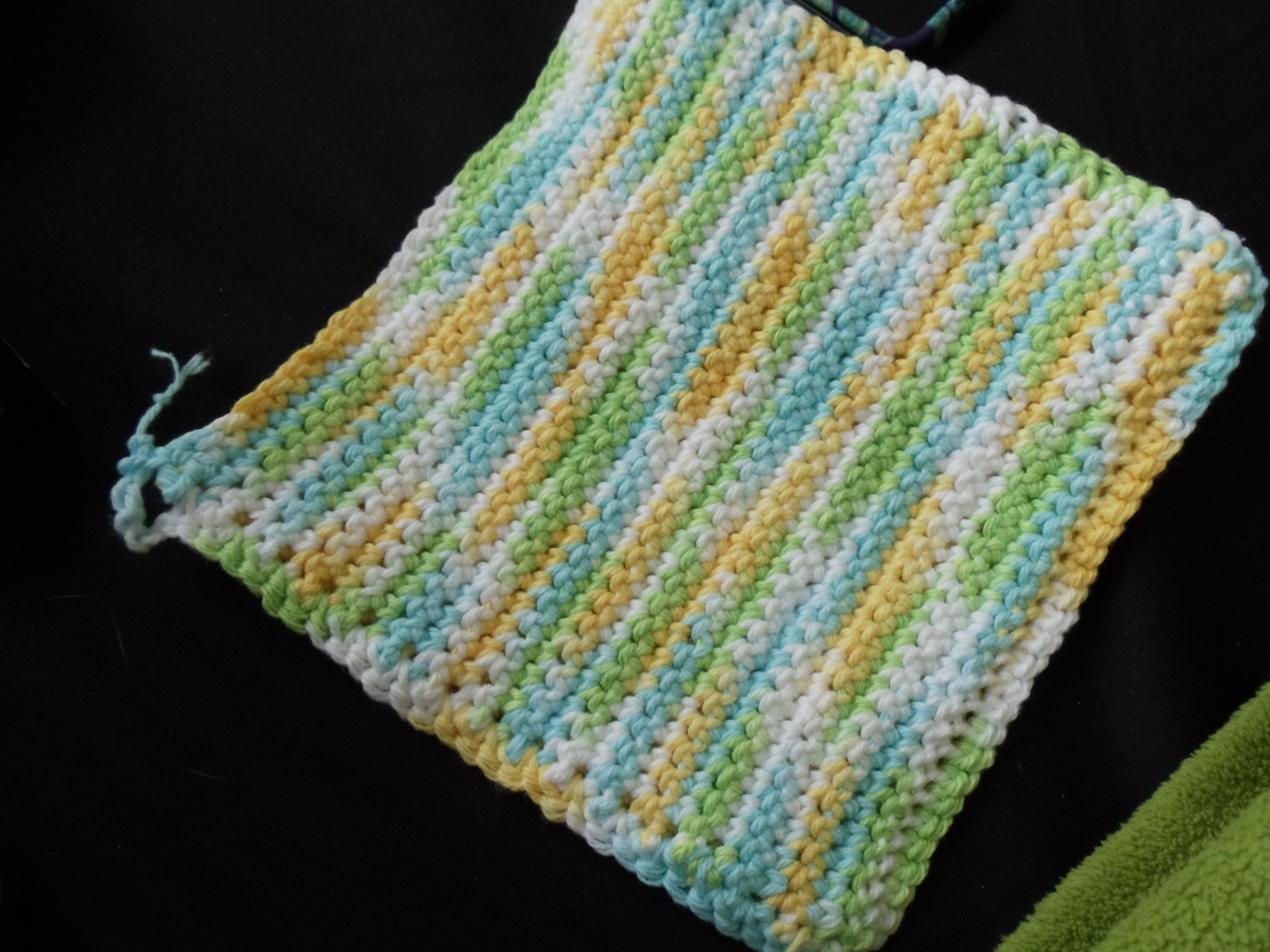 Crochet Potholder Pattern Beautiful Diy Crochet Potholder Of Amazing 43 Pictures Crochet Potholder Pattern