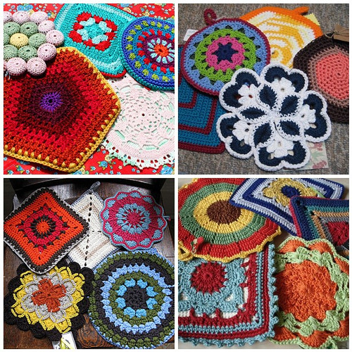 Crochet Potholder Pattern Lovely Free Crocheted Potholder Patterns – Easy Crochet Patterns Of Amazing 43 Pictures Crochet Potholder Pattern
