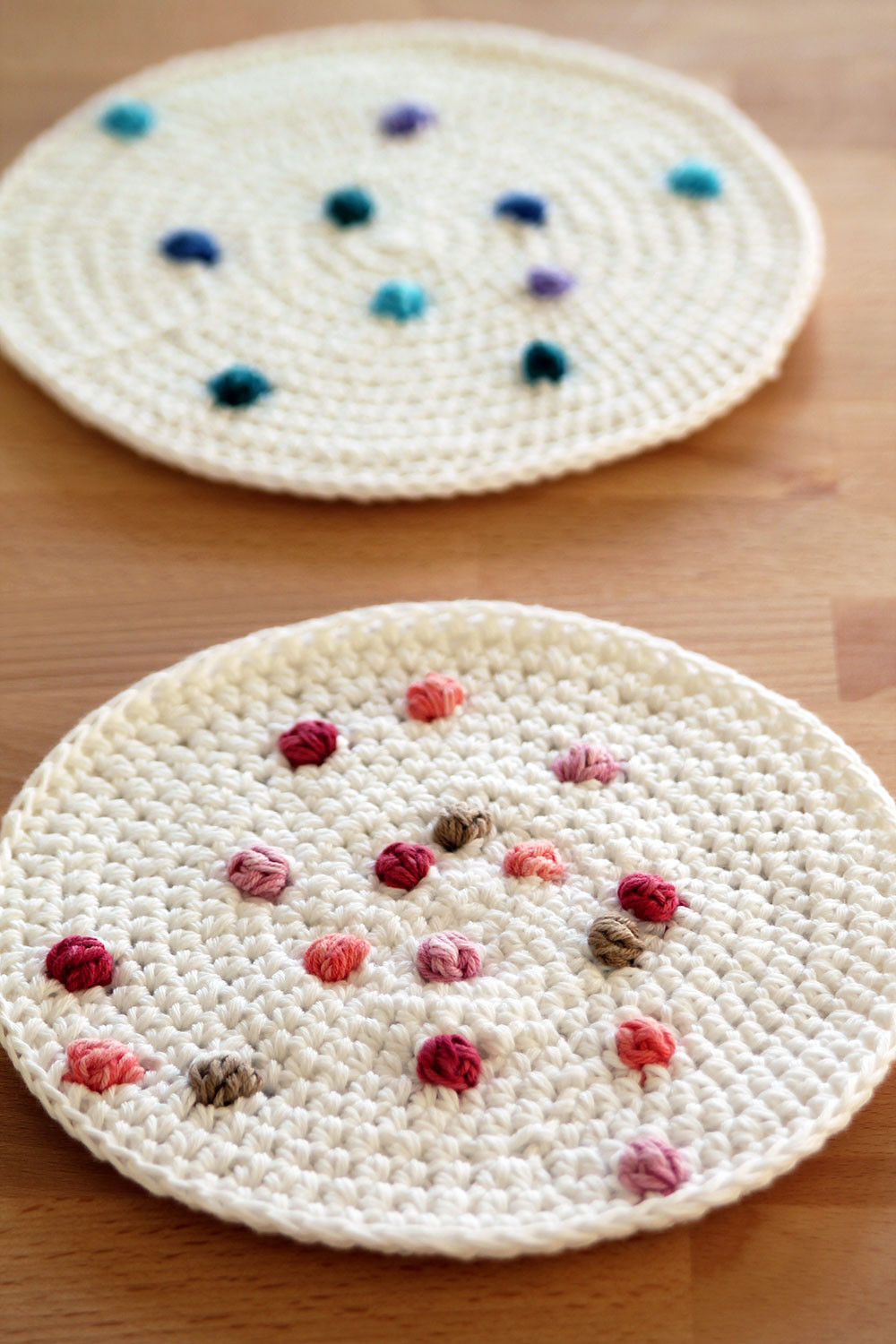Crochet Potholder Pattern Luxury Free Crochet Pattern for Sprinkle Potholder or Hotpad Eng Of Amazing 43 Pictures Crochet Potholder Pattern