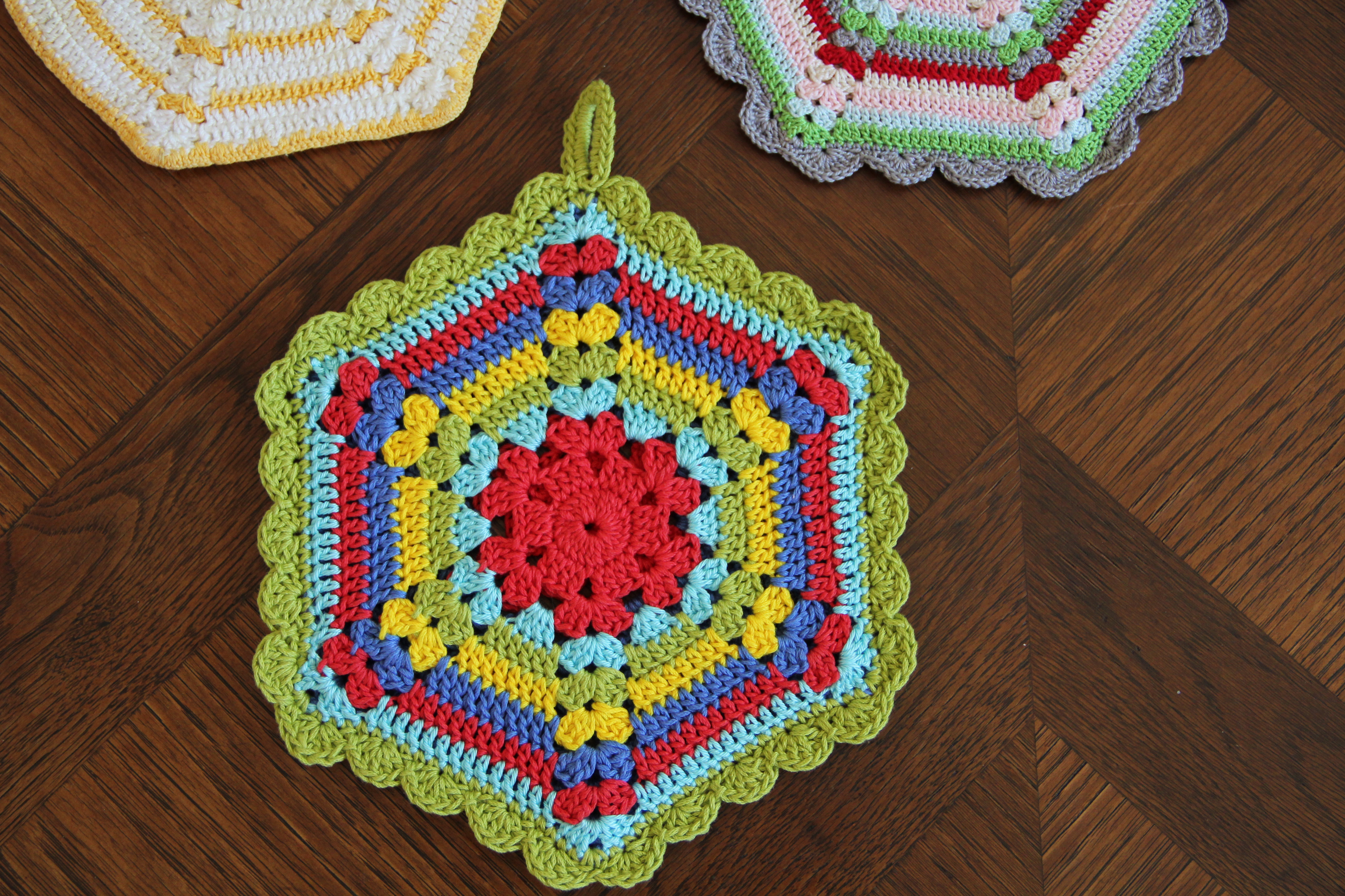 Crochet Potholder Pattern New Vintage Crochet Potholder Patterns Crochet and Knit Of Amazing 43 Pictures Crochet Potholder Pattern
