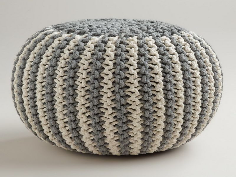 knitted pouf pattern חיפוש ב Google granny