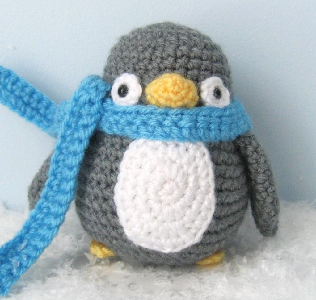 Crochet Projects Fresh You Have to See Penguin Crochet Pattern by Amy Gaines Of Unique 44 Pictures Crochet Projects