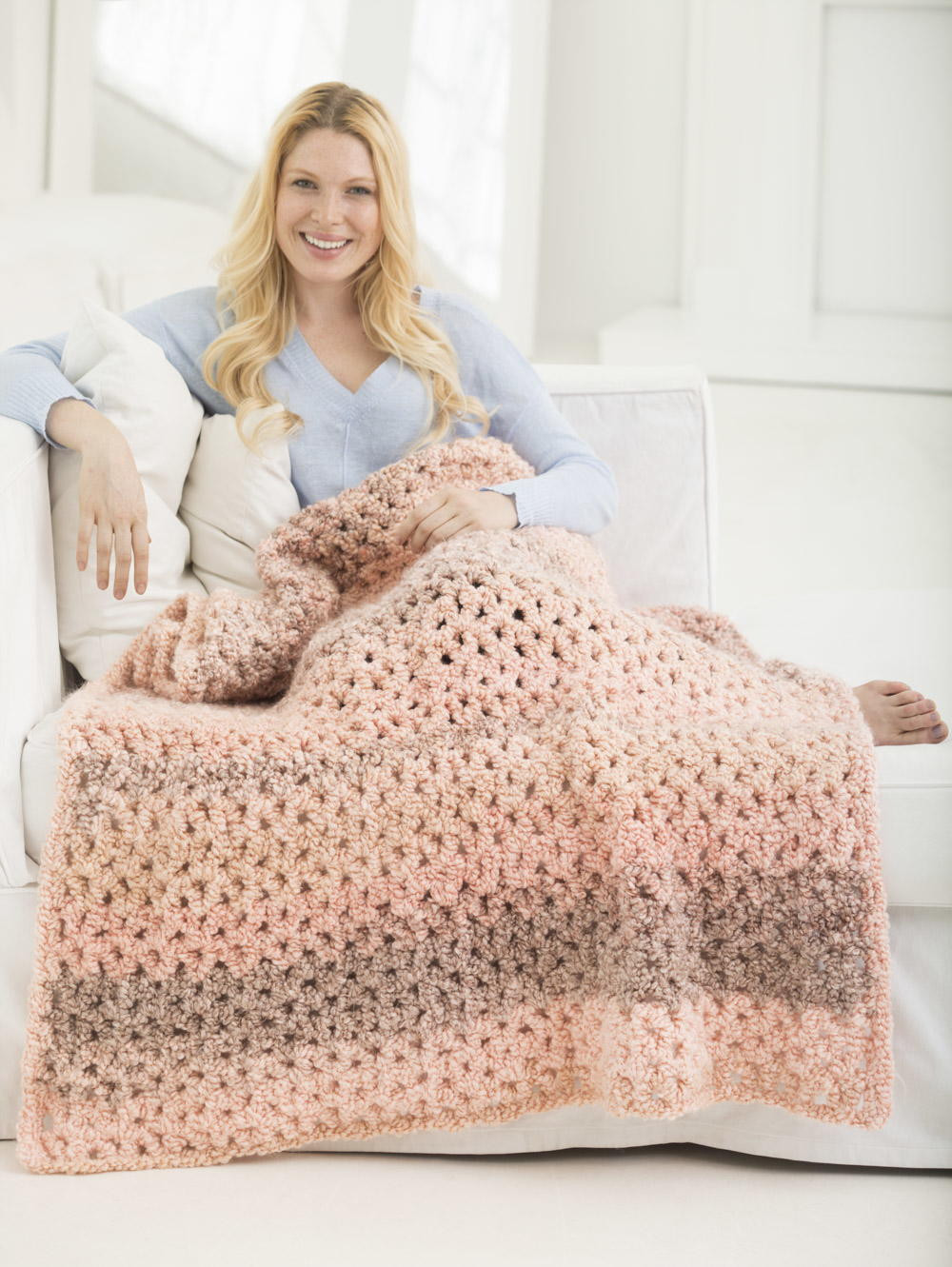 Crochet Projects Inspirational Lazy Girl Crochet Blanket Of Unique 44 Pictures Crochet Projects