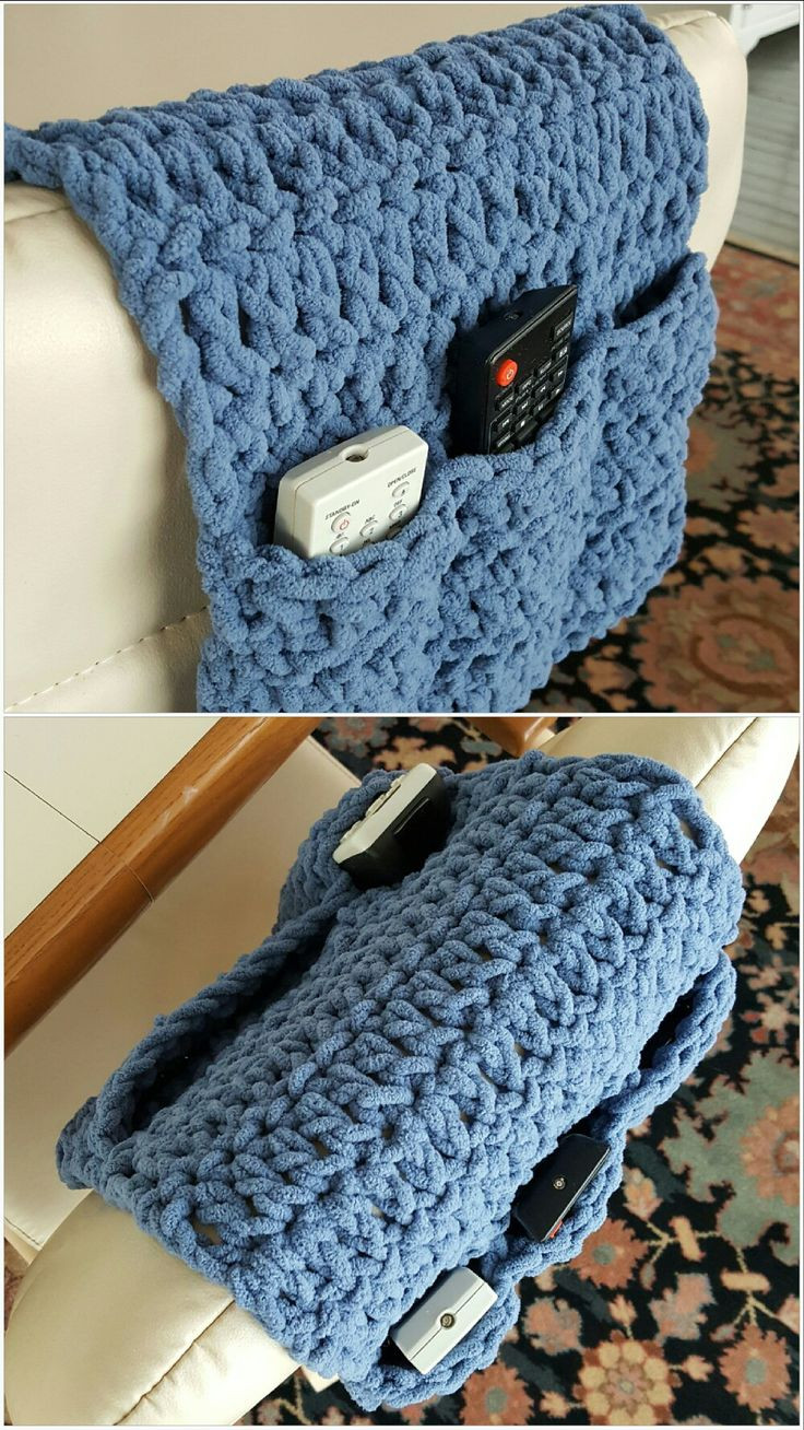 Crochet Projects Lovely 25 Best Ideas About Remote Control Holder On Pinterest Of Unique 44 Pictures Crochet Projects