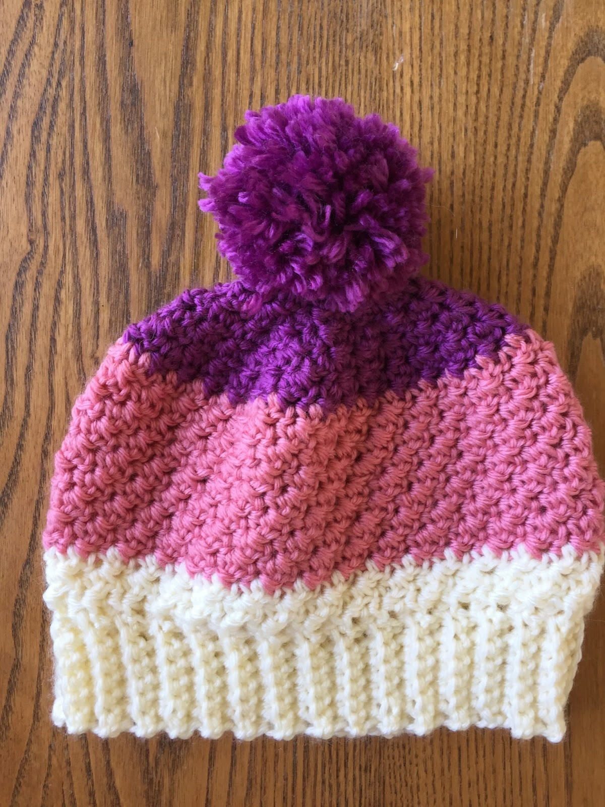 Crochet Projects Unique Skein and Hook Free Crochet Pattern Greene Pom Pom Hat Of Unique 44 Pictures Crochet Projects