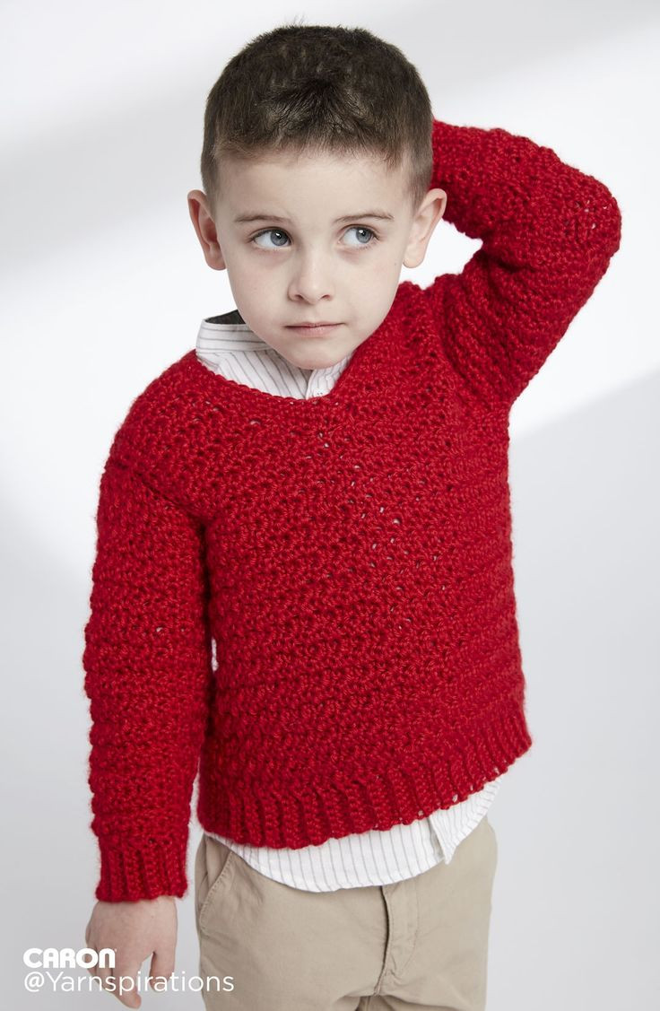 crochet childrens clothes
