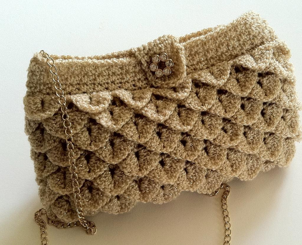 15 Crochet Purse Patterns