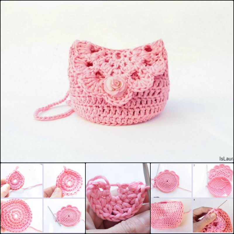 Crochet Purses and Bags Tutorials Inspirational Cute Crochet Purse with Free Patterns and Tutorials Of Great 44 Photos Crochet Purses and Bags Tutorials