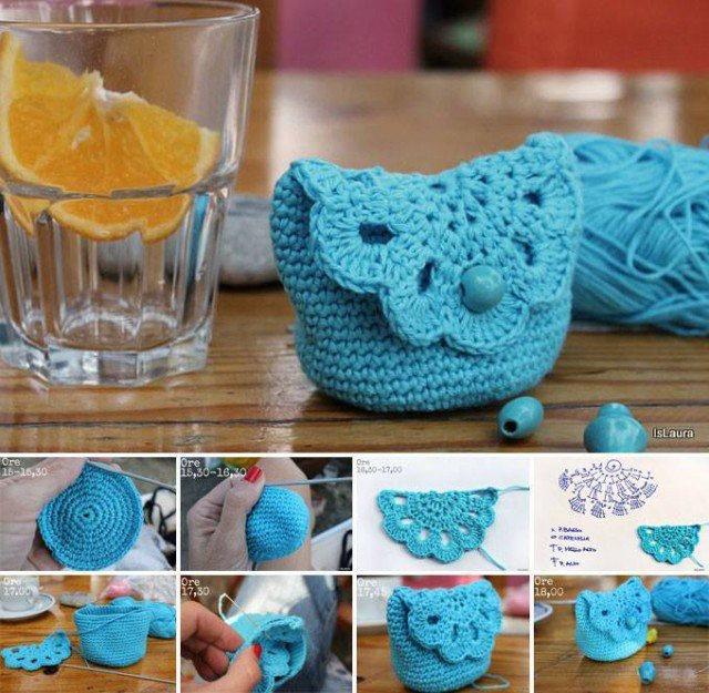 Crochet Purses and Bags Tutorials Lovely Cute Crochet Purse with Free Patterns and Tutorials Of Great 44 Photos Crochet Purses and Bags Tutorials