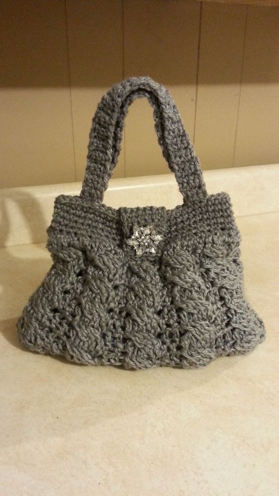 Crochet Purses and Bags Tutorials Lovely Pinterest • the World's Catalog Of Ideas Of Great 44 Photos Crochet Purses and Bags Tutorials