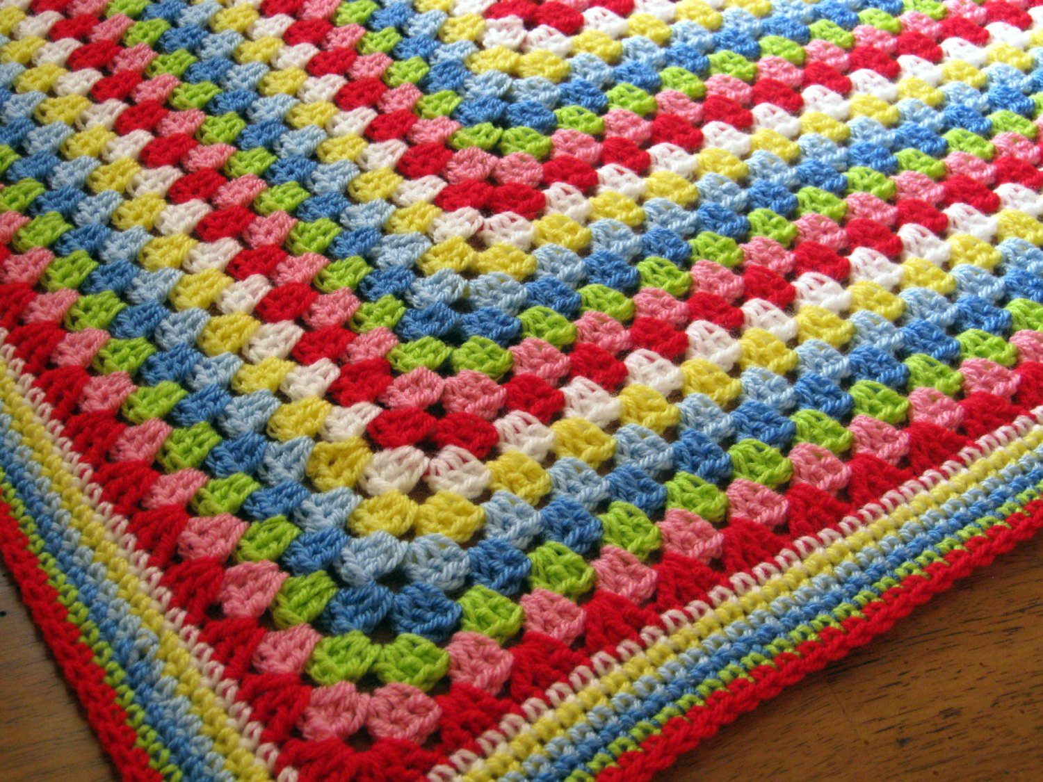 Crochet Quilts Fresh Granny Square Crochet Blanket Cath Kidston Colours Of Unique 45 Pics Crochet Quilts