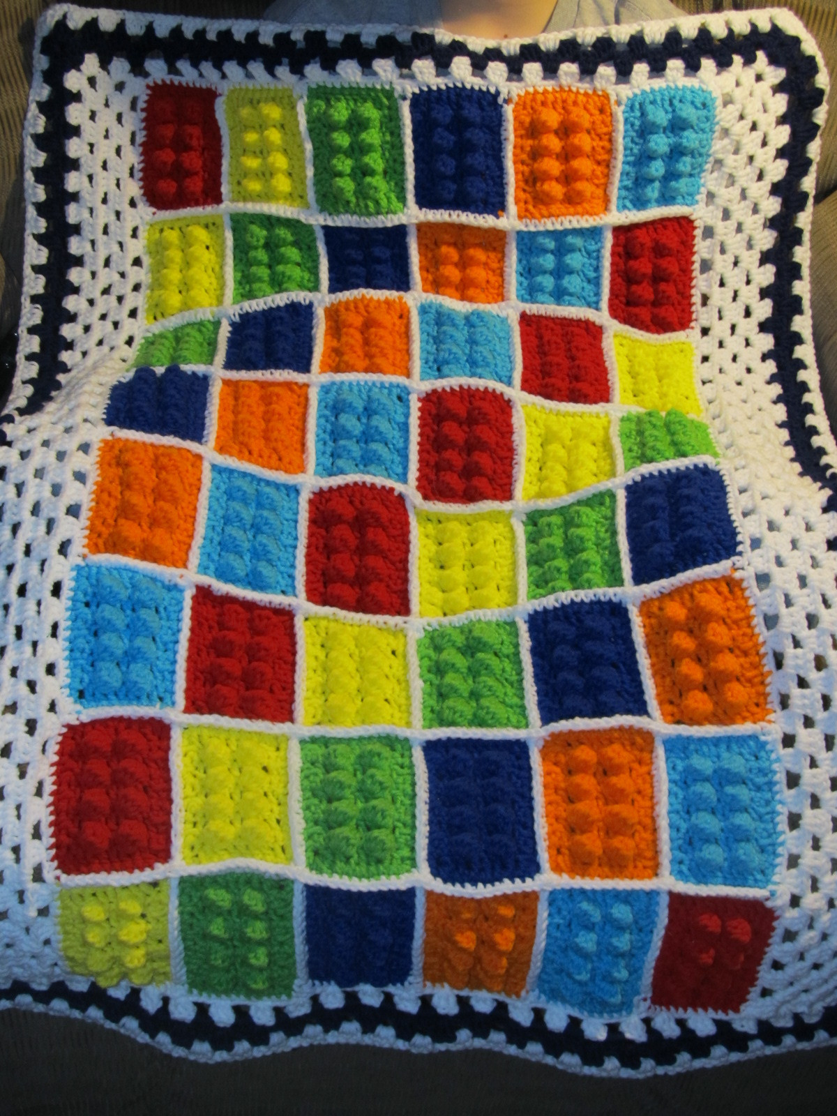 Crochet Quilts Inspirational Simply Crochet and Other Crafts Lego Blanket Of Unique 45 Pics Crochet Quilts