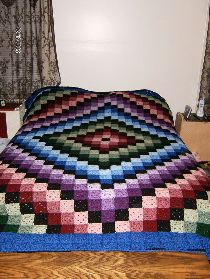 Around the world Quilt is certainly on my TO DO list
