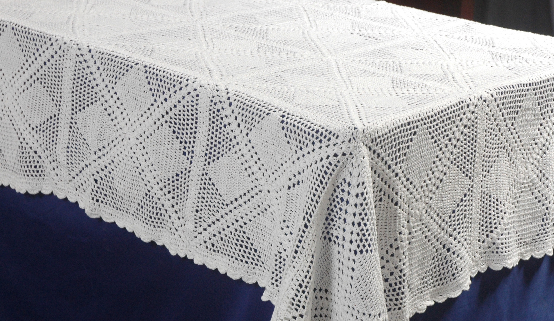 Crochet Rectangle Tablecloth Patterns Awesome Square Table Cloth Crochet Tablecloths Of Beautiful 41 Ideas Crochet Rectangle Tablecloth Patterns