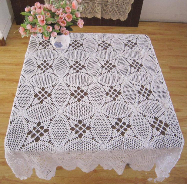 Crochet Rectangle Tablecloth Patterns Inspirational Free Crochet Pattern Square Tablecloth Traitoro for Of Beautiful 41 Ideas Crochet Rectangle Tablecloth Patterns
