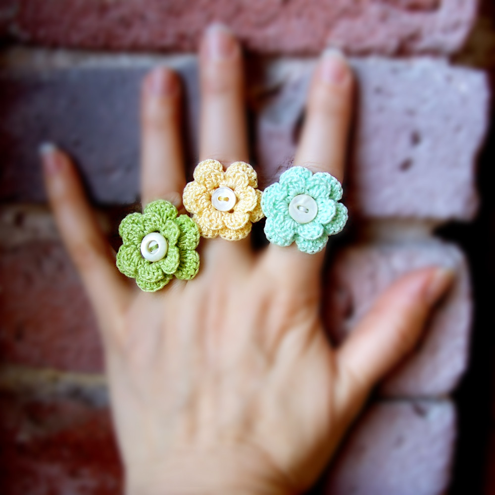 Crochet Rings Best Of Mill Girl Creating Hits and Misses Of Unique 40 Pics Crochet Rings