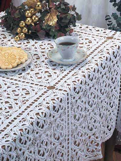 Crochet Round Tablecloth Pattern Free Beautiful Crochet for the Home Kitchen Decor Cherry Blossoms Of Incredible 48 Pictures Crochet Round Tablecloth Pattern Free