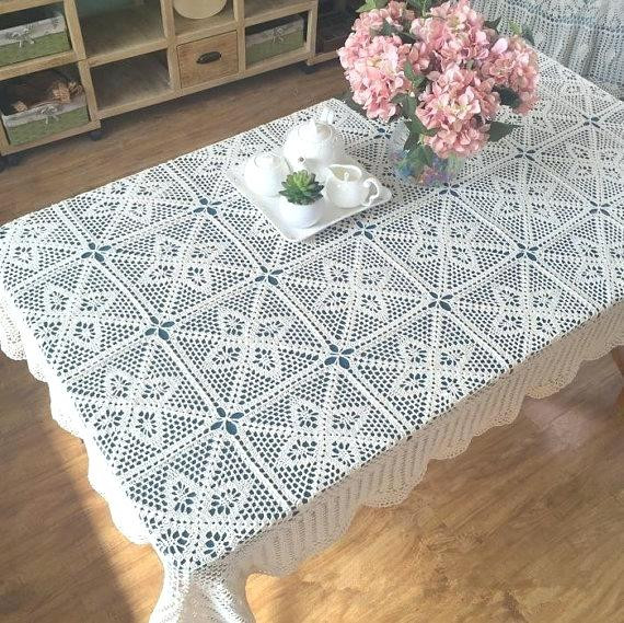 Crochet Round Tablecloth Pattern Free Best Of Crocheted Table Cloth Patterns Easy Crochet Round Of Incredible 48 Pictures Crochet Round Tablecloth Pattern Free