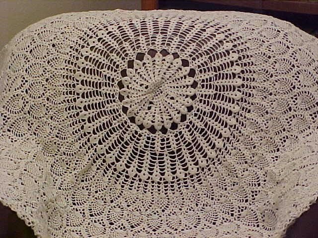 Crochet Round Tablecloth Pattern Free Lovely Free Pineapple Tablecloth Patterns Of Incredible 48 Pictures Crochet Round Tablecloth Pattern Free