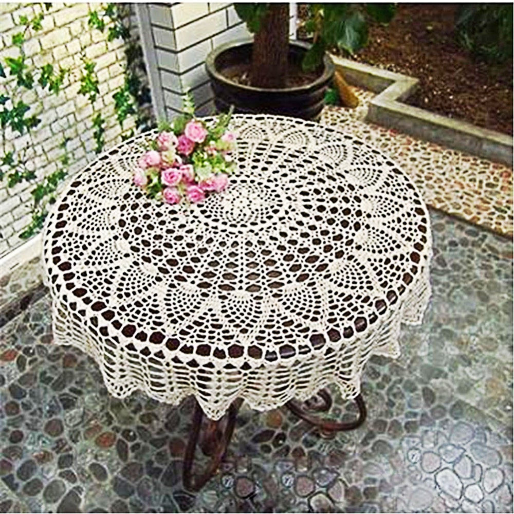 Crochet Round Tablecloths Unique Popular Small Tablecloth Buy Cheap Small Tablecloth Lots Of Unique 43 Pictures Crochet Round Tablecloths