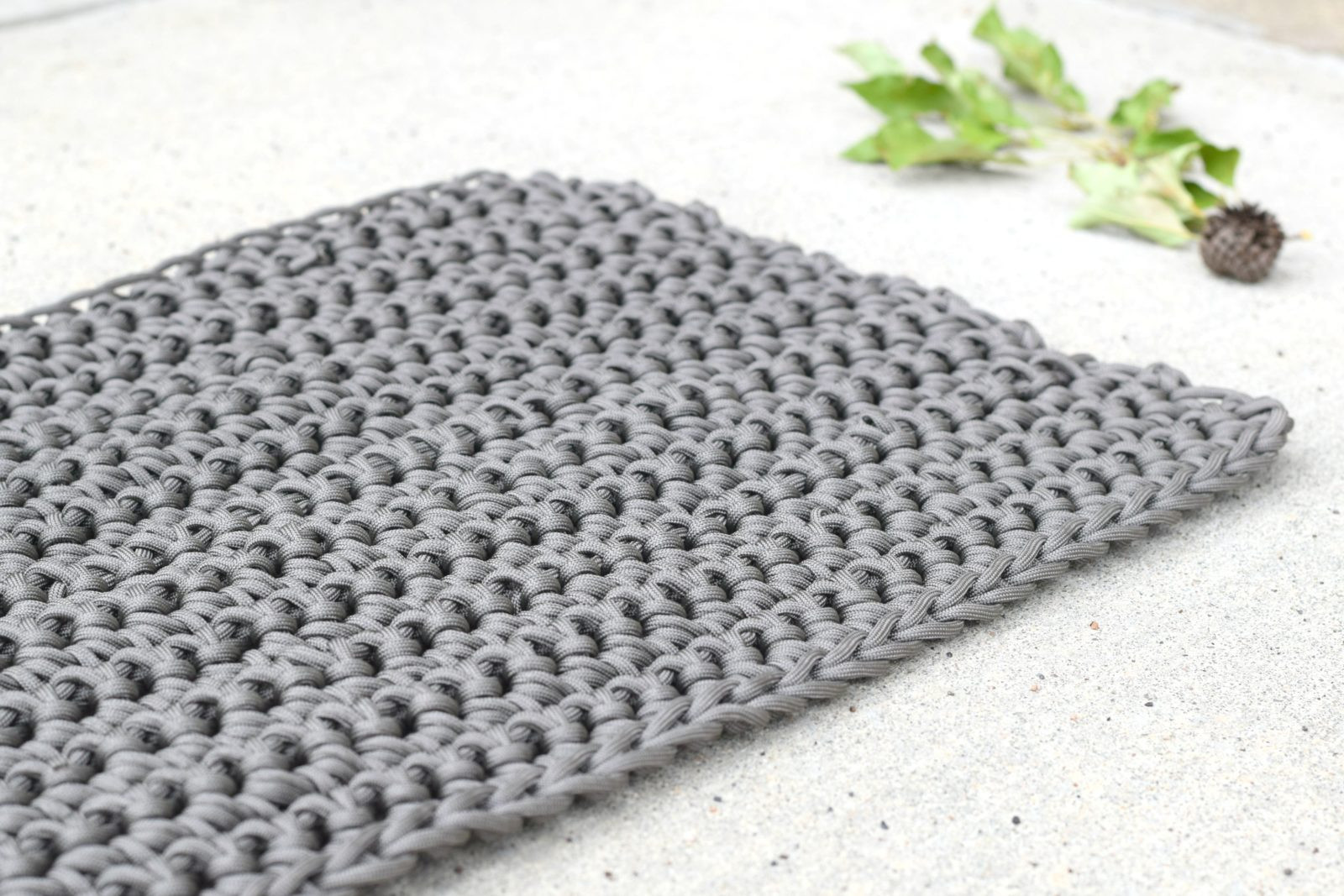Crochet Rug Best Of How to Crochet An Outdoor Rug for Beginners – Mama In A Of Top 44 Photos Crochet Rug