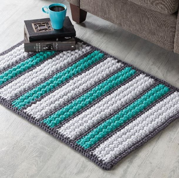 Crochet Rug New 78 Images About Crochet Rugs On Pinterest Of Top 44 Photos Crochet Rug