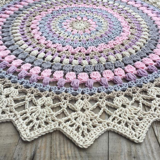 Crochet Rugs Beautiful Different Crochet Rug Patterns Crochet and Knitting Of Adorable 43 Models Crochet Rugs