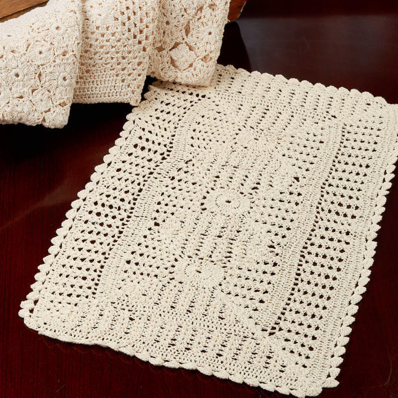 Crochet Runner Best Of Ecru Crocheted Doily Runner Crochet and Lace Doilies Of Fresh 45 Ideas Crochet Runner