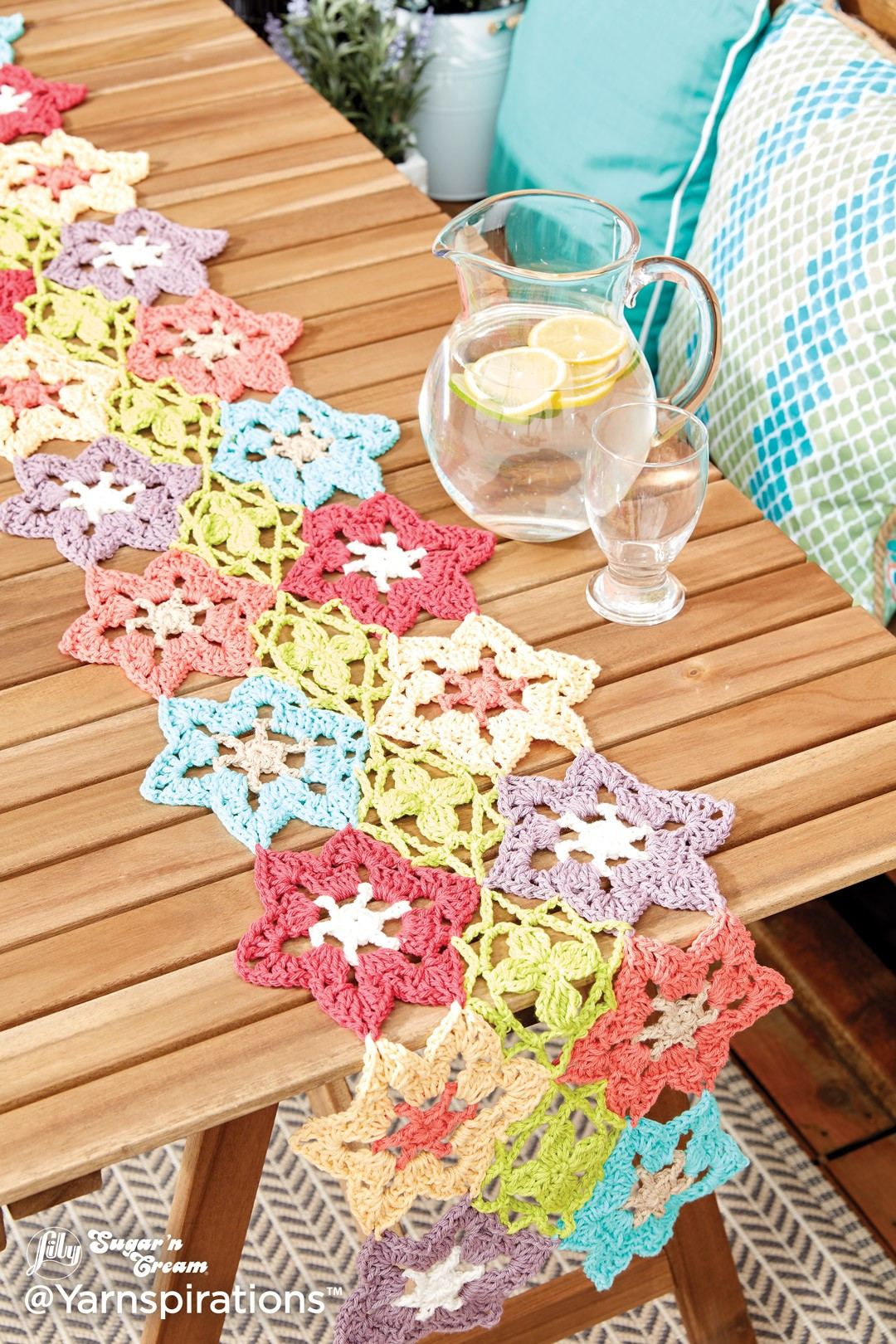 Crochet Runner Best Of Flower Power Crochet Table Runner Of Fresh 45 Ideas Crochet Runner
