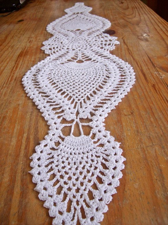 Crochet Runner Elegant Pineapple Table Runner Crochet Of Fresh 45 Ideas Crochet Runner