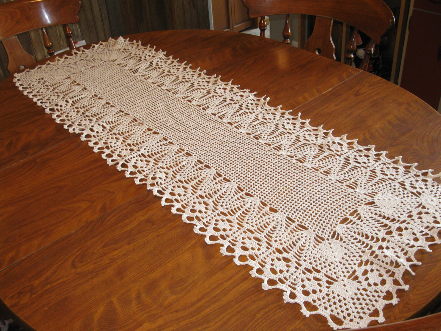 Crochet Runner Fresh Crocheted Table Runner Of Fresh 45 Ideas Crochet Runner