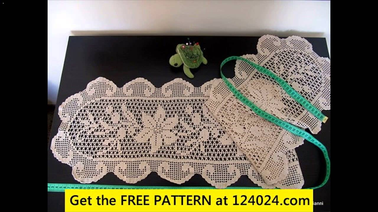 Crochet Runner Lovely Crochet Pattern Central Table Runners Pakbit for Of Fresh 45 Ideas Crochet Runner