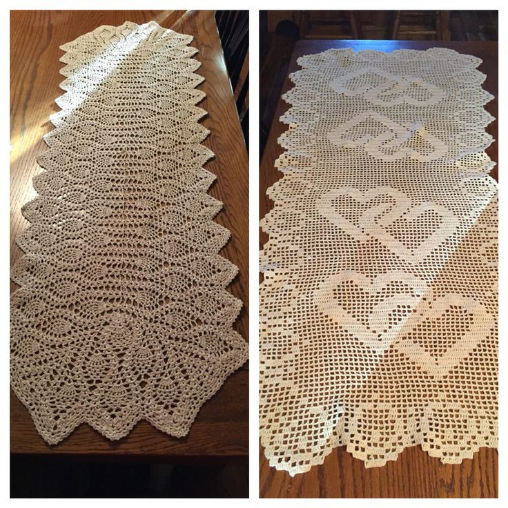 Crochet Runner Luxury Table Runner Häkelideen Pinterest Of Fresh 45 Ideas Crochet Runner