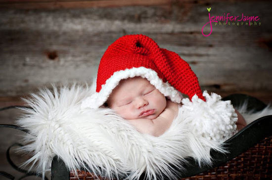 Crochet Santa Hat Inspirational 15 Great Diy Christmas Gifts for Infants 0 to 12 Months Of Awesome 46 Pics Crochet Santa Hat
