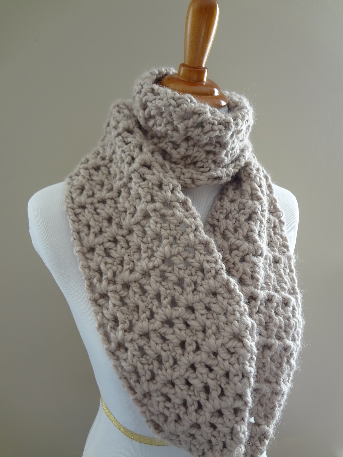Crochet Scarf Awesome Fiber Flux Free Crochet Pattern Pavement Infinity Scarf Of Incredible 48 Images Crochet Scarf