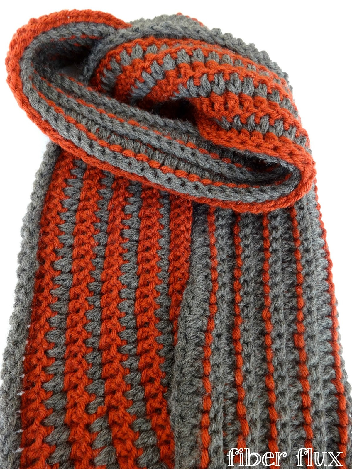 Crochet Scarf Elegant Fiber Flux Free Crochet Pattern the Every Man Scarf Of Incredible 48 Images Crochet Scarf
