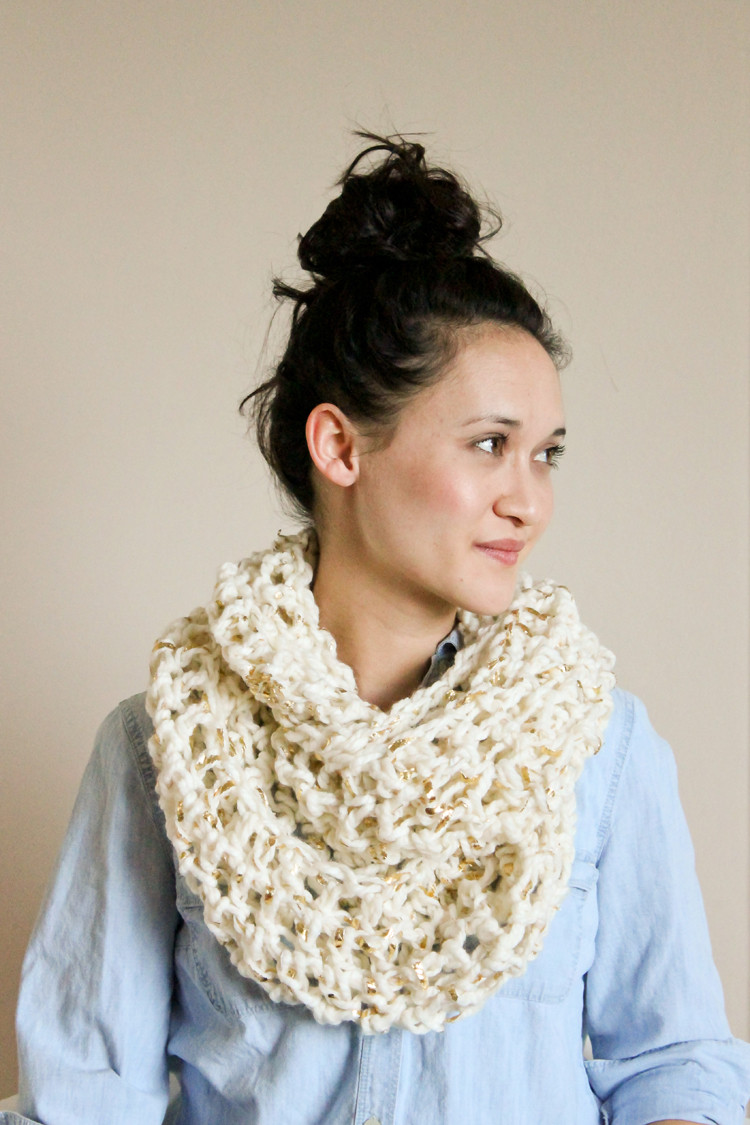 Crochet Scarf Fresh Chunky Crochet Infinity Scarf Free Pattern Of Incredible 48 Images Crochet Scarf