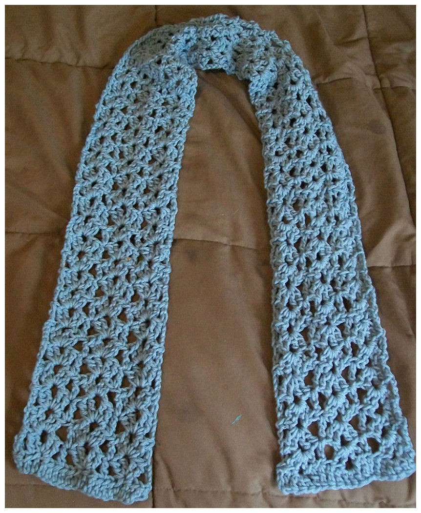 Crochet Scarf Patterns Awesome Free Crochet Patterns for the Beginner and the Advanced Of Charming 49 Models Crochet Scarf Patterns