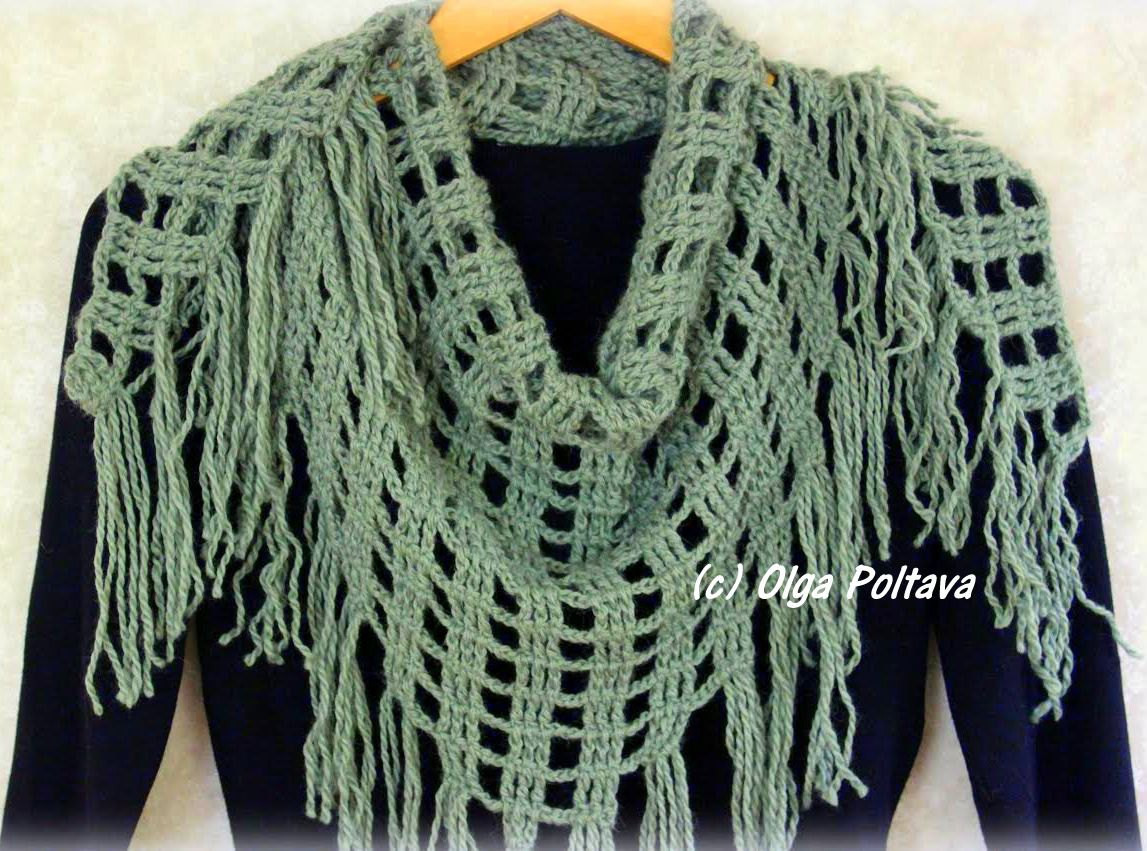 Crochet Scarf Patterns Inspirational Triangular Scarf Crochet Pattern Winter Shawl Crochet Scarf Of Charming 49 Models Crochet Scarf Patterns